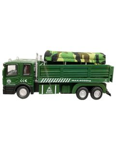 """Assorted 6"""" Diecast Military Vehicles"""