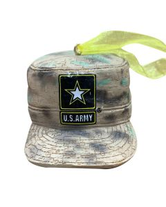 Official Army Combat Uniform Cap Ornament