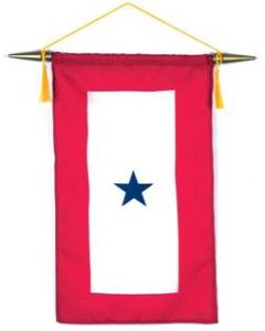 Military Support Flag