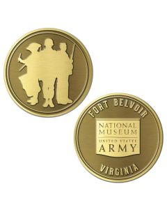 National Museum United States Army Challenge Coin