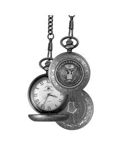 JFK Presidential Seal Pocketwatch