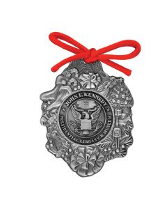 JFK Presidential Seal Ornament