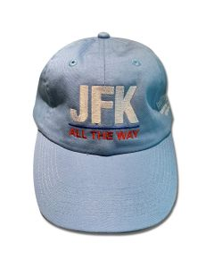 JFK All The Way Cap
