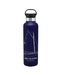 JFK ''Victura'' Water Bottle