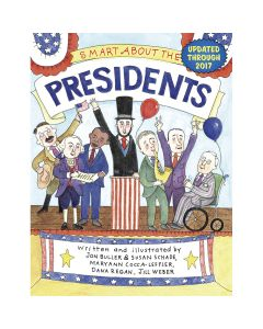 Smart About the Presidents Book