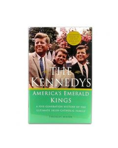 The Kennedys: America's Emerald Kings by Thomas Maier, Paperback