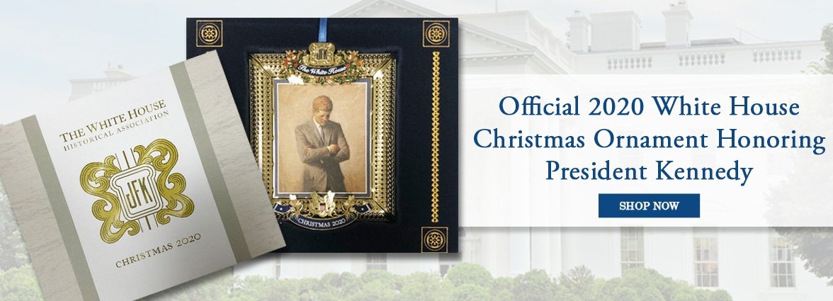 Shop the 2020 White House Association Ornament