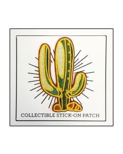 Saguaro Stick-On Patch