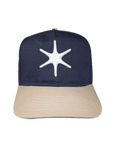 George Washington Star Cap with Logo