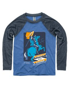 Youth ''Liberty and Union'' Logo Tee