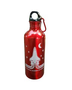 Space Shuttle Water Bottle Carabiner Top