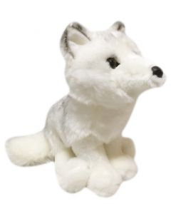 "11"" Plush Arctic Fox"