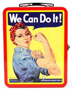 Rosie the Riveter Lunchbox/Purse