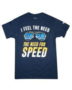 Adult Need for Speed Top Gun T-Shirt