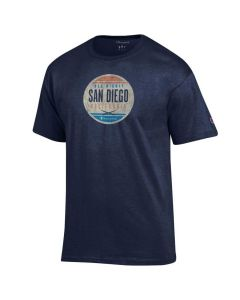 Men's USS Midway San Diego CA Champion T-Shirt