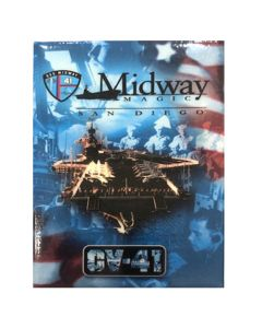 USS Midway Collage Magnet