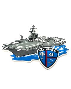 USS Midway Magnet