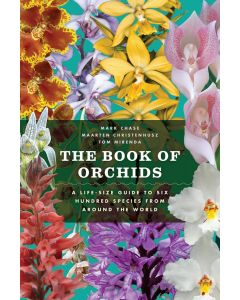 A Life-Size Guidebook of 600 Orchids