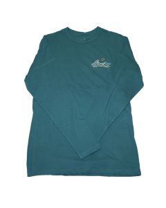 Ride Out The Waves Long Sleeve Shirt