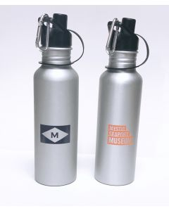 ''M'' Burgee Waterbottle