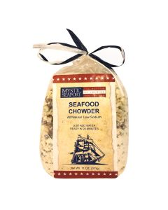 Mystic Seaport Seafood Chowder Mix