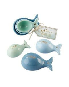 Whale Measuring Spoons